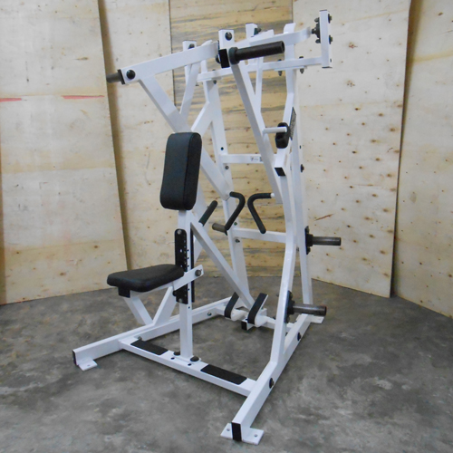Hammer Strength Iso-Lateral Low Row, Used Gym Equipment