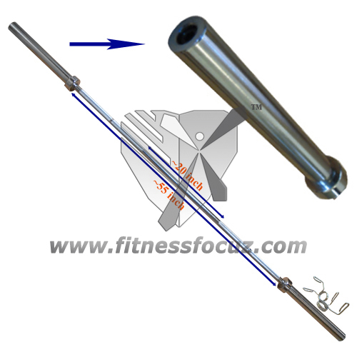 7ft-Olympic-Straight-Bar-with-Spring-Collar-Rating_120kg_With-Bushings1