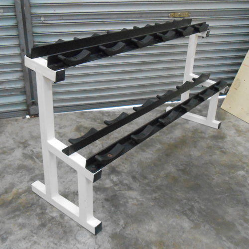 2-Tier Dumbell Rack For 6-Pairs (Used)